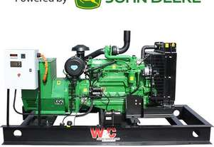 110kVA, 3 Phase, Diesel Generator with John Deere Engine