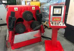Used Davi MCP 3210 Section Rolls