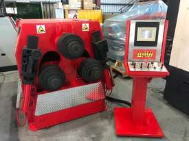 Used Davi MCP 3210 Section Rolls - picture0' - Click to enlarge