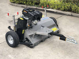 ATV Flail Mower 120s ( Electric & Pull Start ) - picture0' - Click to enlarge