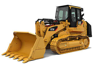 CATERPILLAR 973K TRACK LOADERS