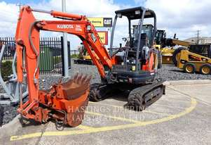 KUBOTA CORPORATION U25-3 Track Excavators