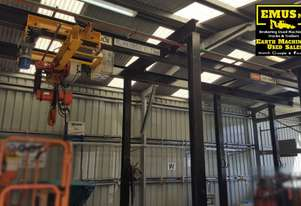 2ton Overhead Gantry Crane, Millsom Hoists.  ASS73