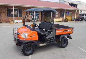 Kubota   RTV900XT Side-by-Side