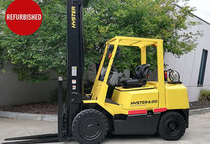 Refurbished 4T Counterbalance Forklift