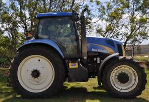 New Holland TG285 FWA/4WD Tractor