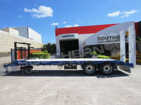 Interstate Trailers Custom Tandem Axle Tag Trailer ATTTAG - picture3' - Click to enlarge