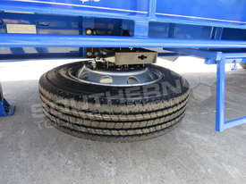 Interstate Trailers Custom Tandem Axle Tag Trailer ATTTAG - picture15' - Click to enlarge