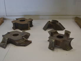 Various Spindle moulder tooling - picture6' - Click to enlarge