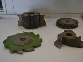 Various Spindle moulder tooling - picture5' - Click to enlarge