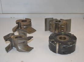 Various Spindle moulder tooling - picture2' - Click to enlarge