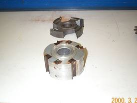 Various Spindle moulder tooling - picture8' - Click to enlarge