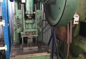 John Heine C Frame Hydraulic Press