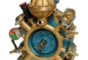 RECONDITIONED CATTERIN PUMP