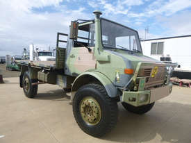 Mercedes Benz UNIMOG Tray Truck - picture0' - Click to enlarge