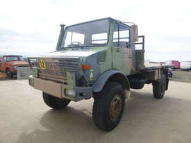 Mercedes Benz UNIMOG Tray Truck - picture1' - Click to enlarge