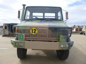 Mercedes Benz UNIMOG Tray Truck - picture3' - Click to enlarge