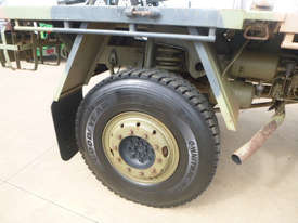 Mercedes Benz UNIMOG Tray Truck - picture5' - Click to enlarge