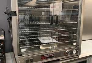 Showroom Clearance Special! Woodson PRO Series Pie Warmer Display