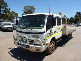 2011 Hino 300C Dual Cab  4x2 Light Truck  - picture0' - Click to enlarge