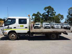 2011 Hino 300C Dual Cab  4x2 Light Truck  - picture2' - Click to enlarge