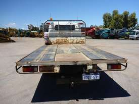 2011 Hino 300C Dual Cab  4x2 Light Truck  - picture4' - Click to enlarge