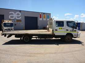 2011 Hino 300C Dual Cab  4x2 Light Truck  - picture6' - Click to enlarge