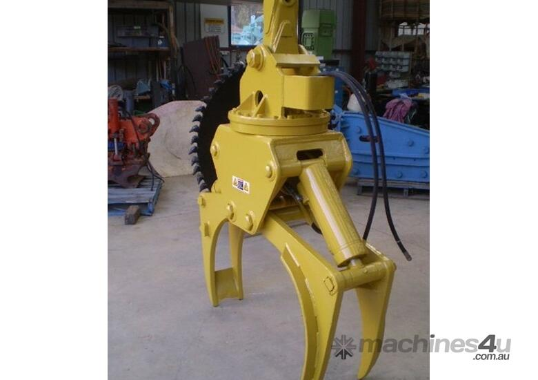 Rotating Hydraulic Grapples