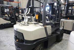 Crown Counterbalance LPG Forklift - C5 Series (Perth branch)