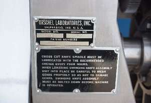 Urschel Dicer (Dices or Strip Cuts)
