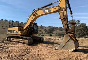 Caterpillar Cat 345DL excavator for sale