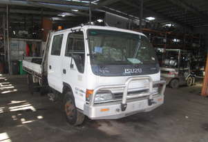 2003 Isuzu NPR70L - Wrecking - Stock ID 1630