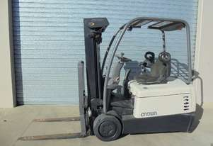 Electric Forklift Counterbalance SC Series 2006