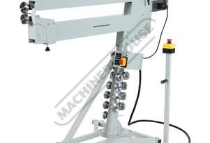 MBR-1070 Bead Roller - Motorised Variable Speed 1.2mm Mild Steel Thickness Capacity & 1070mm Throat