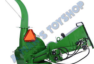 WOOD CHIPPER PTO HYDRAULIC DRIVE 150MM
