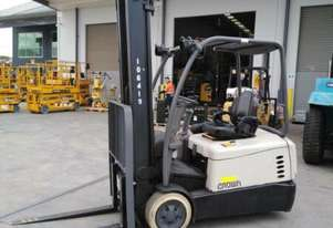 Used Crown 1675kg Electric Forklift