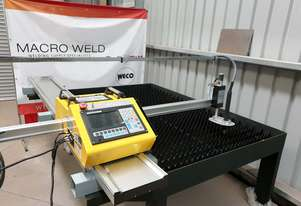 Intecut 3 CNC machine 1.2x2m table + PMX45XP Package