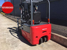 1.8T 3 Wheel Battery Electric Forklift - picture2' - Click to enlarge