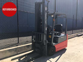 1.8T 3 Wheel Battery Electric Forklift - picture0' - Click to enlarge