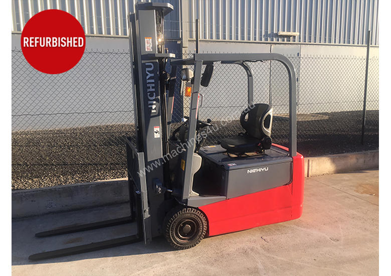 1.8T 3 Wheel Battery Electric Forklift