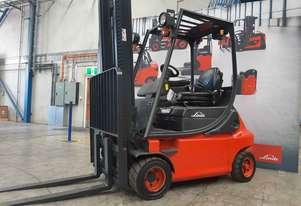 Used Forklift:  E20P Genuine Preowned Linde 2t
