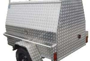 Trailer 2 Door Fully Enclosed
