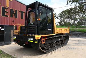 MOROOKA MST1500VD RUBBER TRACKED DUMPER FOR HIRE