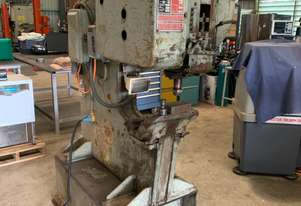 Ficep Italian 65 Ton Punching Machine 34UIW60