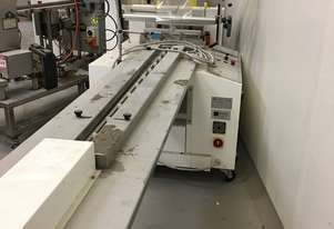 PFM Hurricane Servo Flow Wrapper Machine