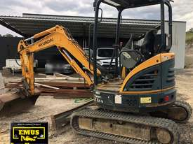 2014 Hyundai 27Z-9 Excavator, only 1400hrs. E.M.U.S. MS626 - picture0' - Click to enlarge
