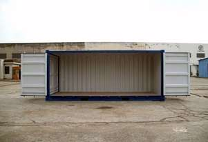 New 20 Foot Open Side Shipping Container in Stock Sydney