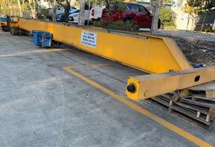 Demag   6.3 Ton Gantry Crane