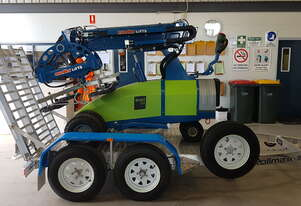 Winlet 575kg - Glass Handling Machine with FREE TRAILER
