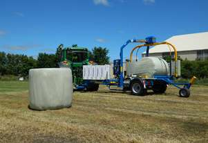 Goweil G5020 Round Bale Wrapper - Save on Plastic